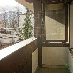 Апартаменты Msc Apartments KrupÓwki Закопане балкон