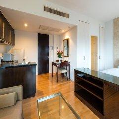 Апартаменты RCG Suites Pattaya Serviced Apartment Студия с различными типами кроватей фото 8