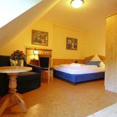 Отель Ringhotel Villa Moritz 3* Номер категории Эконом с различными типами кроватей