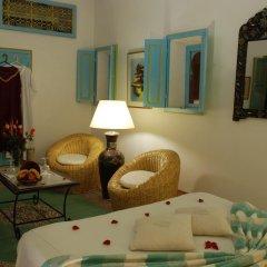 Отель Riad Agathe 4* Стандартный номер фото 8