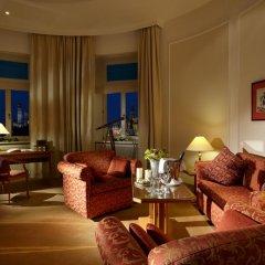 Гостиница Балчуг Кемпински Москва 5* Представительский люкс разные типы кроватей фото 2