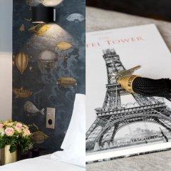 Отель Hôtel Mathis Франция, Париж - отзывы, цены и фото номеров - забронировать отель Hôtel Mathis онлайн интерьер отеля фото 2