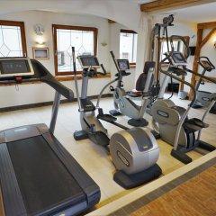 Alpenbad Hotel Hohenhaus фитнесс-зал