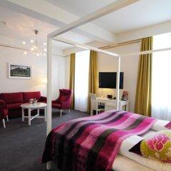 Hotel Villa Terminus 3* Стандартный семейный номер с двуспальной кроватью фото 14