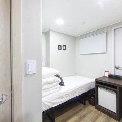 K-Grand Hostel Gangnam 1 Стандартный номер с различными типами кроватей фото 5