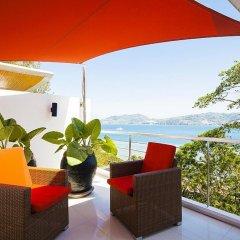 Отель Seductive Sunset Villa Patong A5 пляж