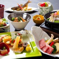 Отель Hinanosato Sanyoukan Япония, Хита - отзывы, цены и фото номеров - забронировать отель Hinanosato Sanyoukan онлайн питание фото 2