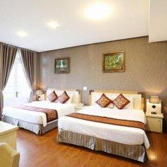 Mountain Town Hotel 3* Стандартный семейный номер с двуспальной кроватью фото 9