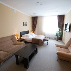 Гостиница Барселона 4* Семейные апартаменты разные типы кроватей фото 6