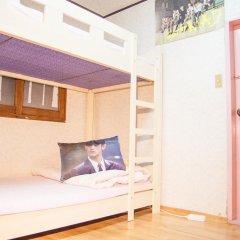 Отель Ewha DH Guesthouse Стандартный номер с различными типами кроватей