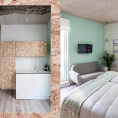 Отель Urban Suite Santander Испания, Сантандер - отзывы, цены и фото номеров - забронировать отель Urban Suite Santander онлайн удобства в номере фото 2