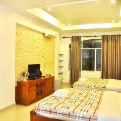 Nguyen Khang Hotel 2* Стандартный номер с различными типами кроватей фото 3