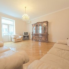 Апартаменты Olga Apartments on Khreschatyk Апартаменты с 2 отдельными кроватями фото 16