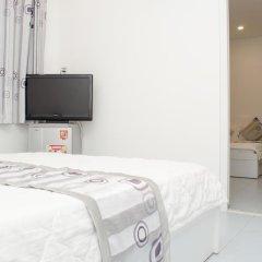 Отель LeBlanc Saigon 2* Семейный номер Делюкс с двуспальной кроватью фото 11