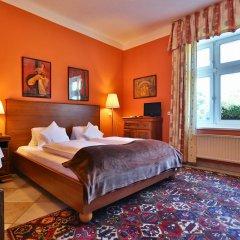 Отель Wellness Pension Rainbow 3* Стандартный номер с различными типами кроватей фото 2