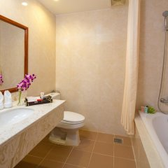 Отель Sunny Beach Resort and Spa 4* Номер Делюкс с различными типами кроватей фото 7
