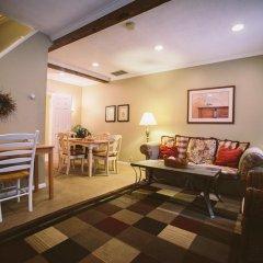 Отель The Mount Vernon Inn 2* Люкс с различными типами кроватей фото 9