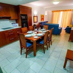 Отель Paradise Kings Club Апартаменты с 2 отдельными кроватями фото 13