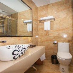 Guangzhou Wellgold Hotel 3* Представительский номер с различными типами кроватей фото 4