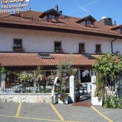 Отель La Colombière Швейцария, Ле-Гран-Саконекс - отзывы, цены и фото номеров - забронировать отель La Colombière онлайн парковка