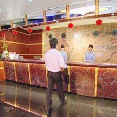 Отель New Gaoya Business Hotel Китай, Чжуншань - отзывы, цены и фото номеров - забронировать отель New Gaoya Business Hotel онлайн интерьер отеля фото 3