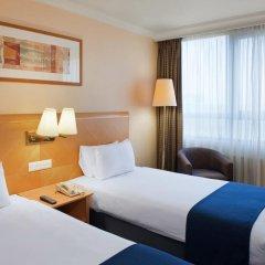 Отель Holiday Inn London Kensington Forum 4* Стандартный номер с 2 отдельными кроватями фото 3