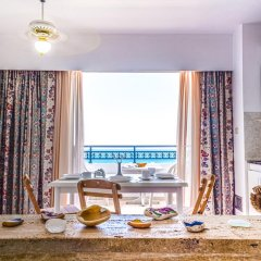 Апартаменты Ammades Epsilon Apartments Студия с различными типами кроватей фото 5