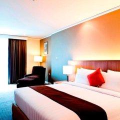 Отель Royal Princess Larn Luang 4* Улучшенный номер с различными типами кроватей фото 5