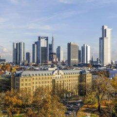 Отель Aparthotel Adagio Frankfurt City Messe