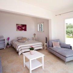 Отель Villa Le Terrazze Гальяно дель Капо комната для гостей фото 5
