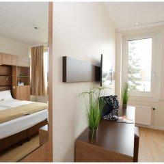Отель Motel Plus Berlin 3* Номер Комфорт с различными типами кроватей фото 4