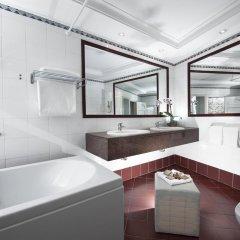 Отель Sole al Pantheon Penthouse Италия, Рим - отзывы, цены и фото номеров - забронировать отель Sole al Pantheon Penthouse онлайн ванная фото 4