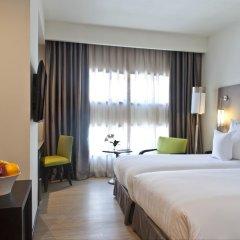 Отель Barceló Casablanca 4* Номер Делюкс с различными типами кроватей