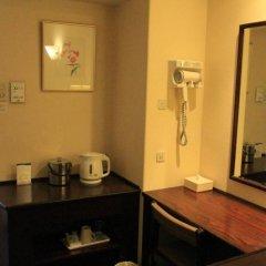 Отель Shinagawa Prince 4* Стандартный номер фото 7