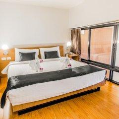 Отель Sriracha Orchid 3* Люкс с различными типами кроватей фото 3
