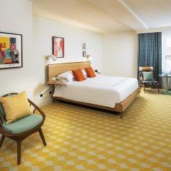 Отель The Confidante - in the Unbound Collection by Hyatt 4* Люкс с различными типами кроватей фото 10