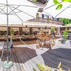 Отель Bünda Davos Швейцария, Давос - отзывы, цены и фото номеров - забронировать отель Bünda Davos онлайн питание