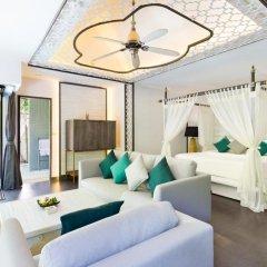 Отель Dewa Phuket Nai Yang Beach 5* Номер Делюкс двуспальная кровать фото 3