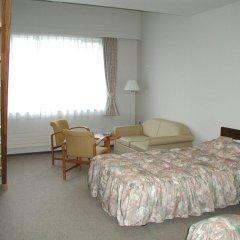 Отель Japanese Auberge Plaza Ryokufu Natural Hot Spring комната для гостей фото 3