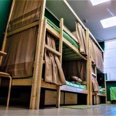 Nice Hostel Кровать в общем номере фото 10