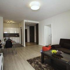 Апартаменты Platinum Apartments комната для гостей фото 3