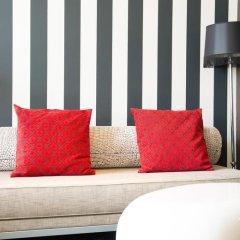 Отель Scandic Paasi 4* Улучшенный номер с различными типами кроватей фото 10