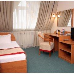 Гостиница Колибри Стандартный номер с различными типами кроватей фото 8