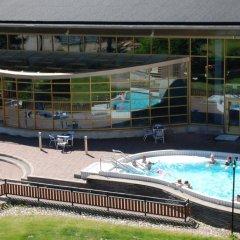 Отель Imatran Kylpylä Финляндия, Иматра - 14 отзывов об отеле, цены и фото номеров - забронировать отель Imatran Kylpylä онлайн бассейн фото 2