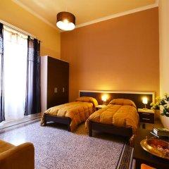 Отель *1*7*4* Via Roma 3* Стандартный номер с различными типами кроватей фото 2