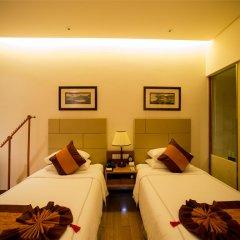Отель Mingshen Golf & Bay Resort Sanya 4* Стандартный номер с различными типами кроватей