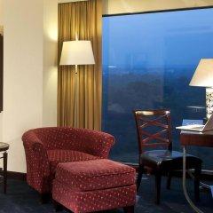 Отель Grand Fiesta Americana Chapultepec 4* Стандартный номер с разными типами кроватей фото 4