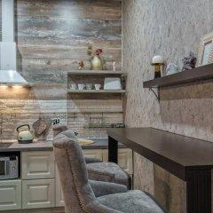 Мини-Отель Новый День Улучшенные апартаменты разные типы кроватей фото 8