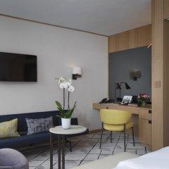 Hotel Storchen 5* Стандартный семейный номер с двуспальной кроватью фото 3
