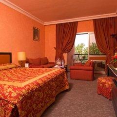 Hotel Marrakech Le Semiramis 4* Стандартный номер с различными типами кроватей фото 8